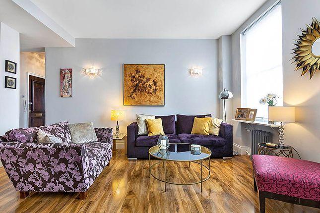 Thumbnail Flat to rent in Queens Court, Queensway, Bayswater