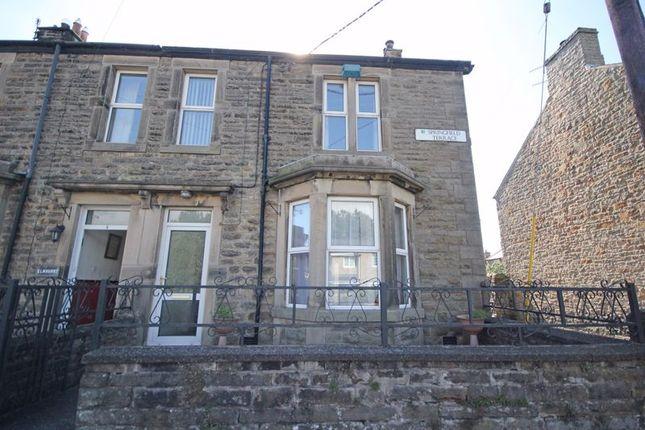 4 bed end terrace house for sale in Springfield Terrace, Redburn, Hexham NE47