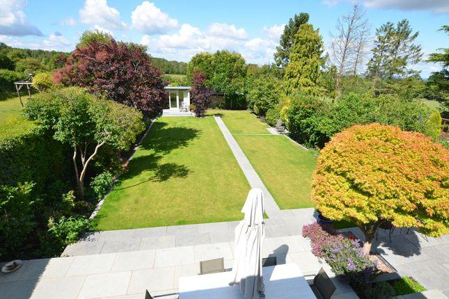 Garden View of Chalk Lane, East Horsley KT24