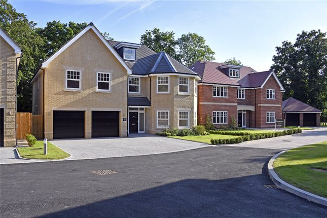 Thumbnail Detached house for sale in Pemberley, Glade In The Spinney, Gerrards Cross, Buckinghamshire