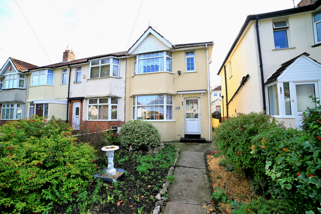 Thumbnail Semi-detached house to rent in Southmead Road, Westbury-On-Trym, Bristol