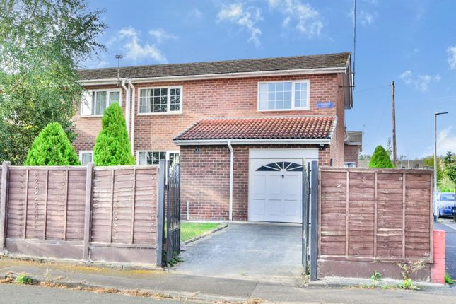 3 bed end terrace house for sale in Longridge, Knutsford WA16