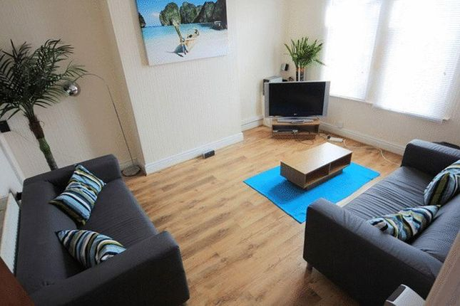 Thumbnail Terraced house to rent in Salisbury Road, Liverpool, Merseyside