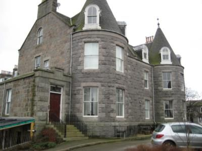 Thumbnail Flat to rent in Flat Sillerton House, Albyn Terrace