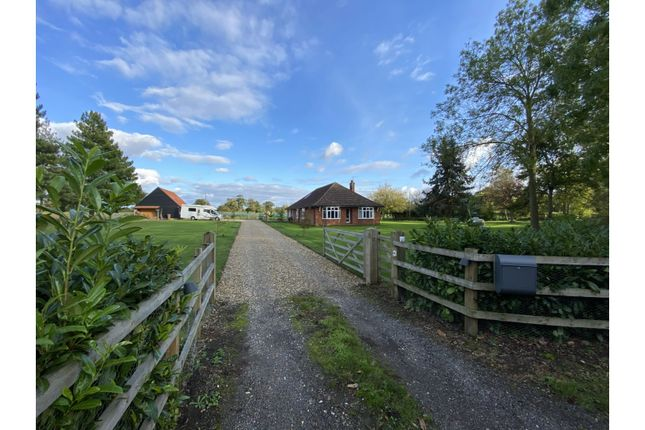 Thumbnail Detached bungalow for sale in Ufford Road, Woodbridge
