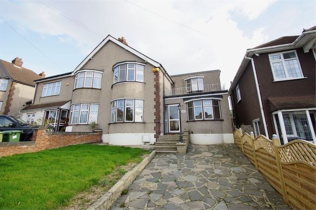 4 bed semi-detached house for sale in Hook Lane, Welling, Kent