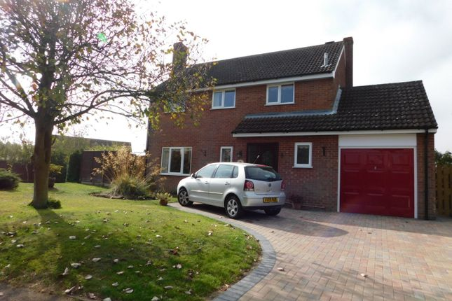 Thumbnail Detached house for sale in Silver Street, Old Newton, Stowmarket