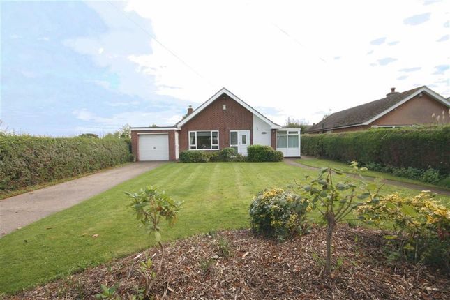 Thumbnail Detached bungalow for sale in North Road, Torworth, Retford