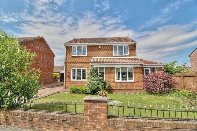 Thumbnail Detached house for sale in Sherburn Way, Wardley, Gateshead