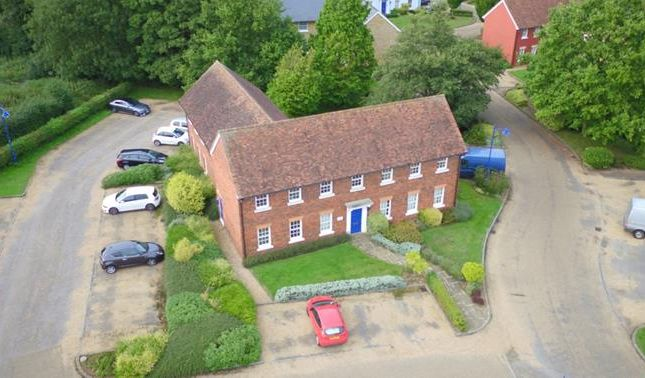 Thumbnail Office to let in Unit 1 Doolittle Mill, Steppingley Road, Bedford, Bedfordshire