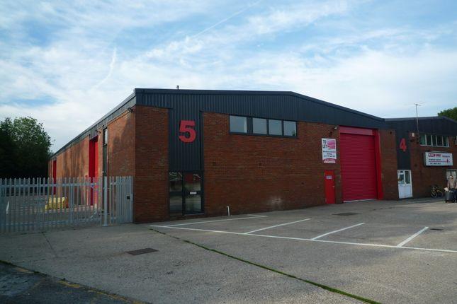 Thumbnail Industrial to let in Unit 5 Brook Trading Estate, Deadbrook Lane, Aldershot