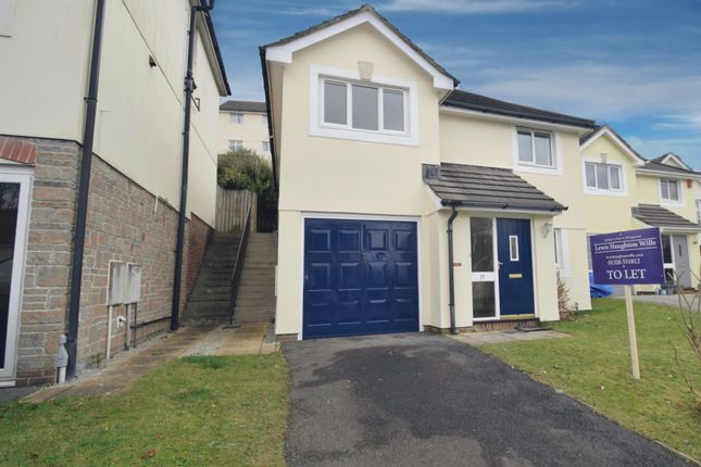 Thumbnail Detached house to rent in Kel Avon Close, Truro