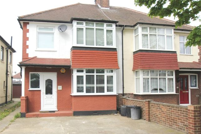 Thumbnail Semi-detached house for sale in Hitherbroom Road, Hayes