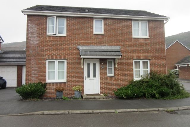 Thumbnail Detached house to rent in Marcroft Road, Port Tennant, Swansea.