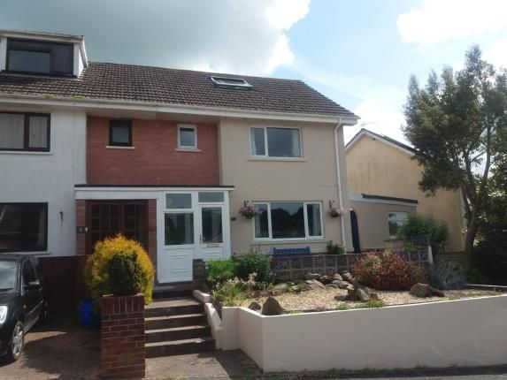 Thumbnail End terrace house for sale in Isigny Road, Kingsbridge