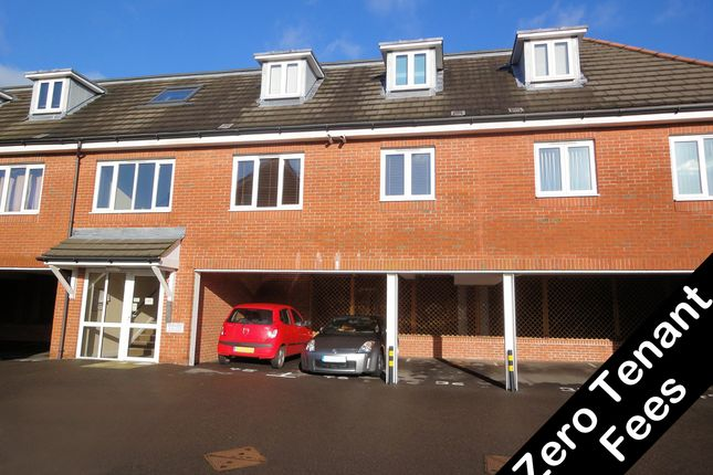 Thumbnail Flat to rent in Station Road, Park Gate, Southampton