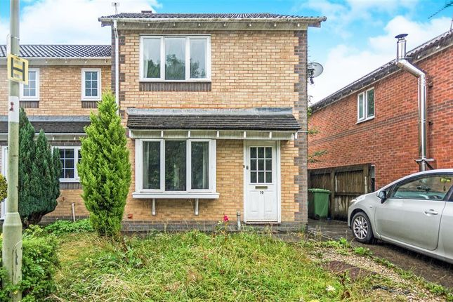 2 bed property to rent in Larch Drive, Cross Inn, Pontyclun
