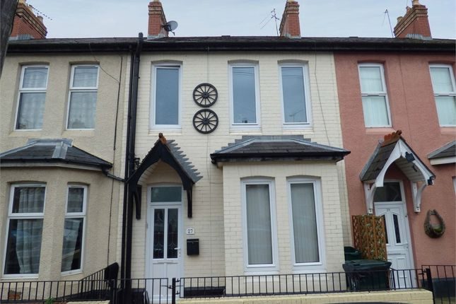 Thumbnail Terraced house for sale in Cyril Street, Newport
