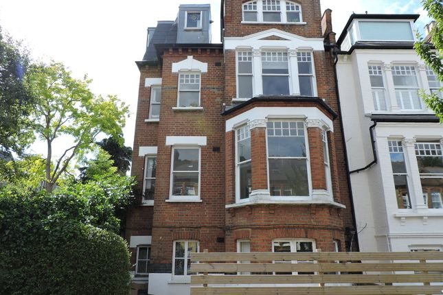Thumbnail Flat to rent in Dickenson Road, Crouch End