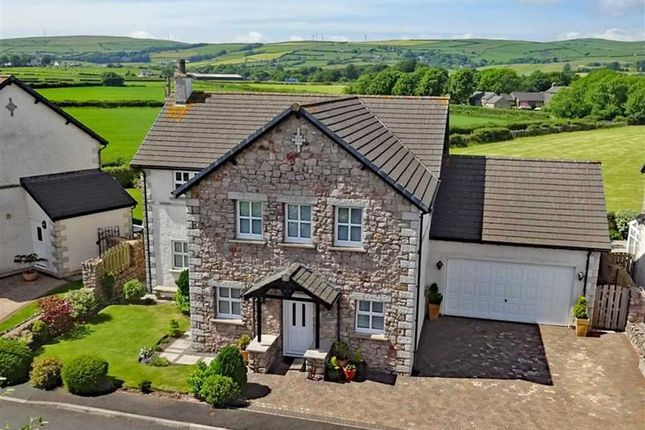 Thumbnail Detached house for sale in Quaker Fold, Ulverston, Cumbria