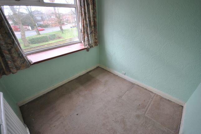 Bedroom 4 of Rivington Crescent, Pendlebury, Swinton, Manchester M27