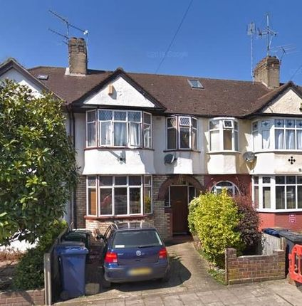 Thumbnail Terraced house to rent in Colin Gardens, Colindale