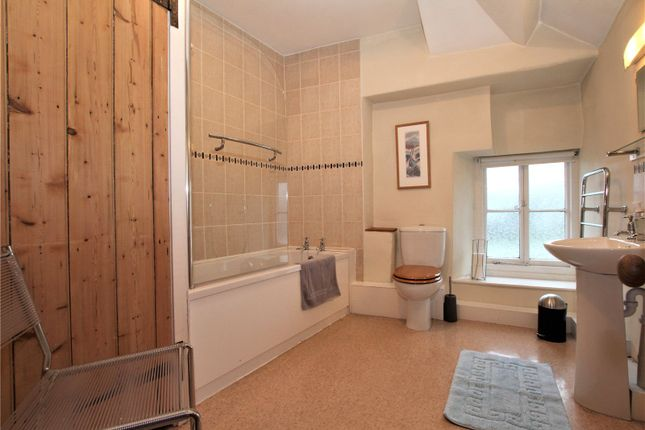 Bathroom of Hill View Cottage, Bouth, Ulverston LA12