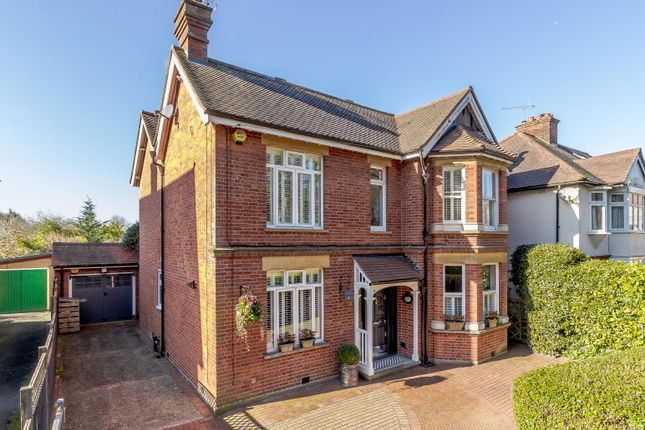 Thumbnail Detached house for sale in Hartswood Road, Warley, Brentwood
