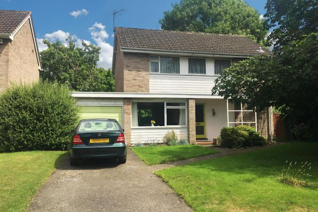 Thumbnail Detached house for sale in Grenfell Road, Leicester