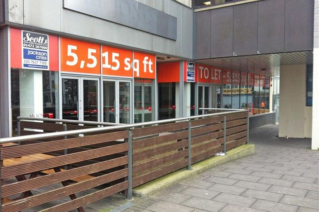 Thumbnail Restaurant/cafe to let in Unit 5A Riverhead, Grimsby