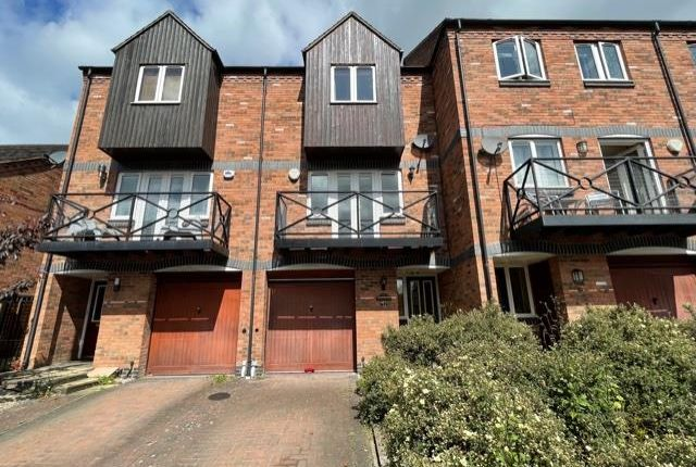 Thumbnail Property to rent in Round Hill Wharf, Kidderminster