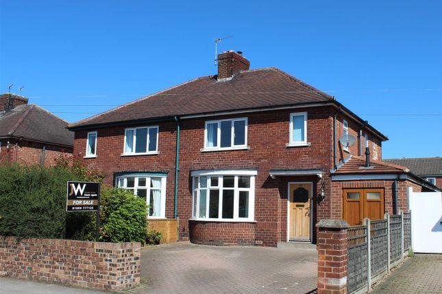 Thumbnail Semi-detached house for sale in Quaker Lane, Northallerton