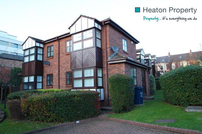 1 bed semi-detached bungalow to rent in Portland Mews, Helmsley Road, Sandyford, Newcastle Upon Tyne NE2