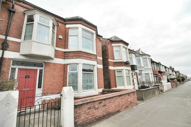 Thumbnail Semi-detached house for sale in Queens Drive, Walton