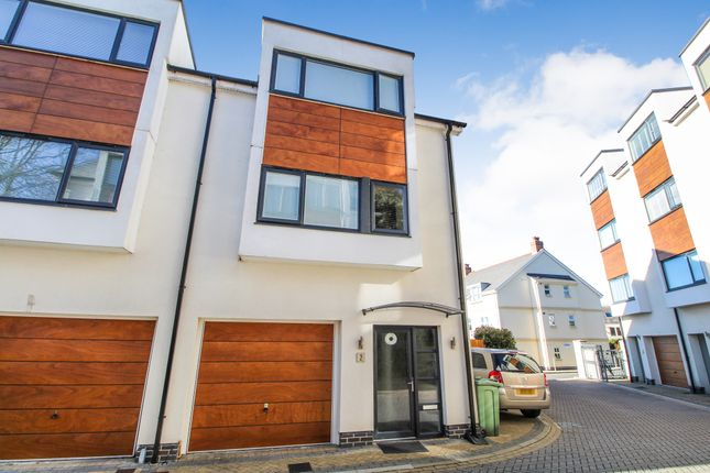 Thumbnail Semi-detached house for sale in Verden Close, Stoke, Plymouth