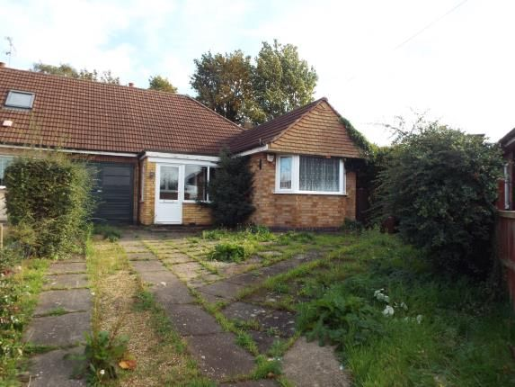 Thumbnail Bungalow for sale in Campbell Avenue, Thurmaston, Leicester, Leicestershire