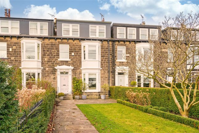 Thumbnail Town house for sale in York Place, Harrogate, North Yorkshire