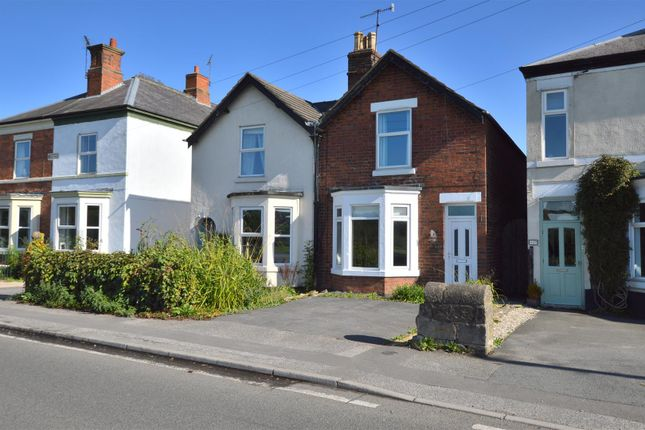 Thumbnail Semi-detached house to rent in Derby Road, Duffield, Belper
