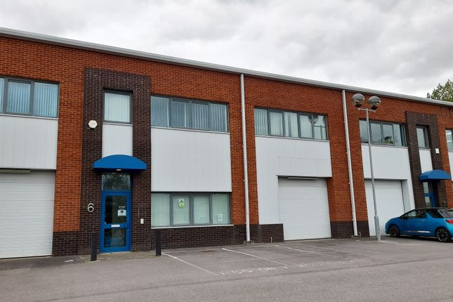 Thumbnail Industrial to let in Unit 6, Moorside Place, Winchester