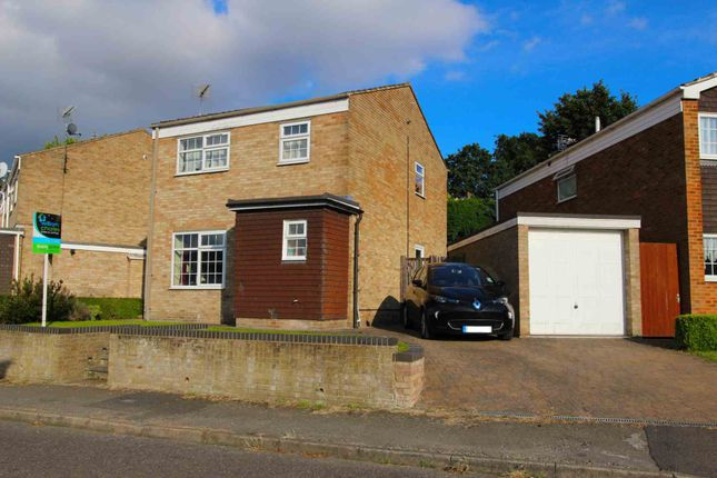 Thumbnail Detached house for sale in The Braes, Higham, Rochester, Kent
