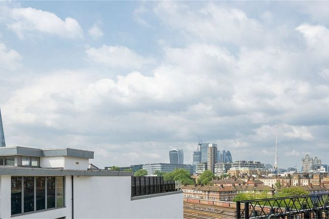 Thumbnail 1 bed flat for sale in Arc House, 16 Maltby Street, London