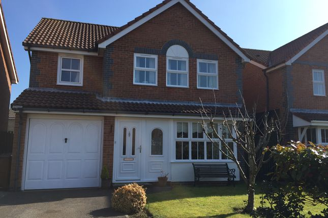 Thumbnail Detached house for sale in Galveston Close, Sovereign Harbour