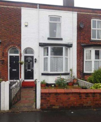 Thumbnail Terraced house to rent in Hazelhurst Road, Worsley, Manchester