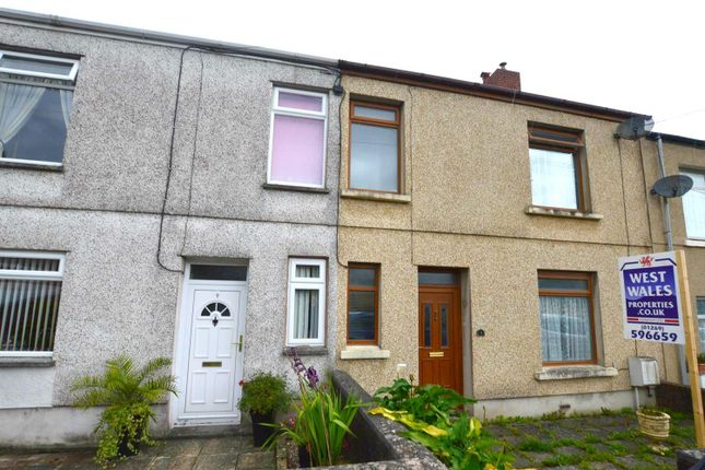 3 bed terraced house for sale in Coronation Terrace, Betws, Ammanford