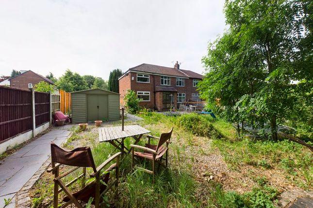 5 bed semi-detached house for sale in Roslyn Avenue, Flixton, Trafford M41