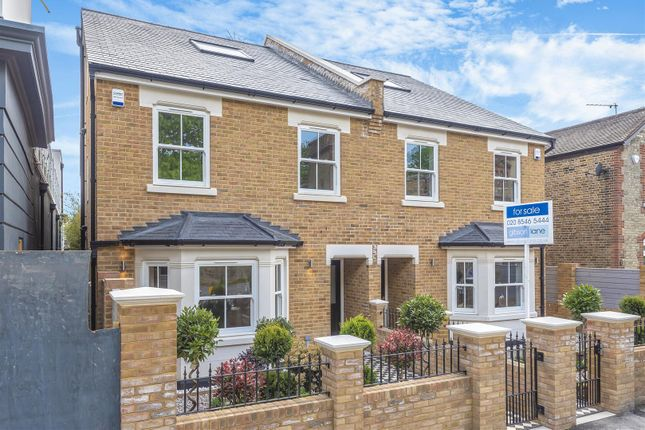 4 bedroom semi-detached house for sale in Kings Road, Kingston Upon Thames