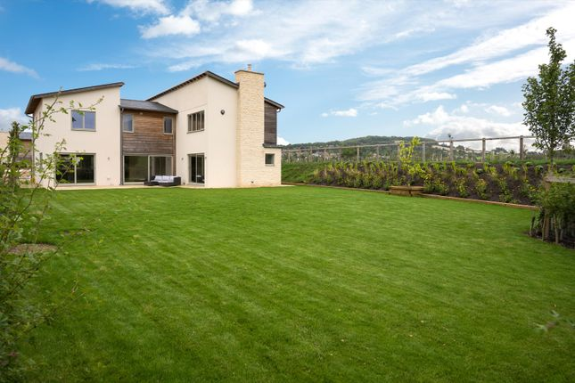 Thumbnail Detached house for sale in Plot 7 Tyning Meadows, Tyning Road, Bathampton BA2.