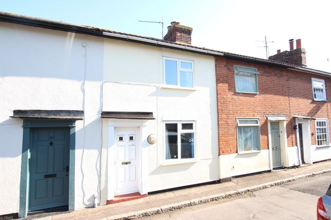 Thumbnail Terraced house for sale in Regent Street, Mistley, Manningtree