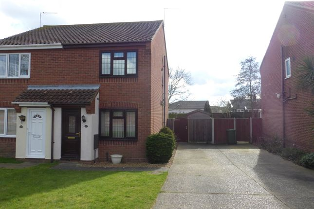 Thumbnail Semi-detached house to rent in Oak Tree Close, Martham, Great Yarmouth