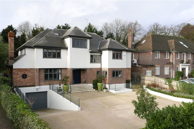 Thumbnail Detached house for sale in Princes Way, Wimbledon